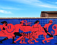 Jose Mendez - Outdoor Murals