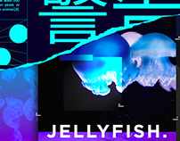 Jellyfish. | Poster Design 🌊