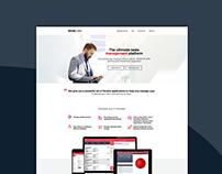 WEBCON - Landing Page