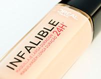 L'Oreal Paris - Infallible Paris Promo