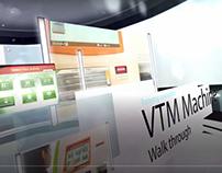 A walk through Virtual Teller Machine | Ufone