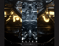Alien Covenant — Fanart