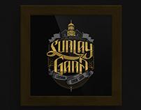 Sunlay Gang Calligraphy