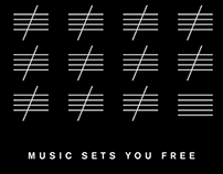 Music sets you free [DOiT Silver Award]