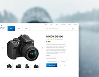 e-commerce camera