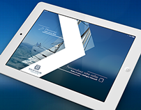 Dufour Yachts - iPad Design