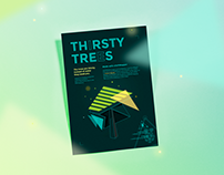 Thirsty Trees