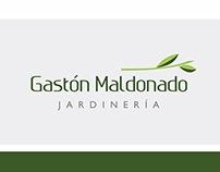 Gastón Maldonado jardinería | Branding