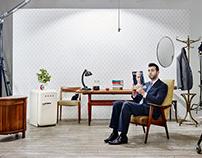 Ivan Urgant by Dmitry Zhuravlev for Esquire Russia