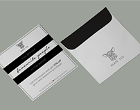 Discount Cards for Contemporary Clothing Line