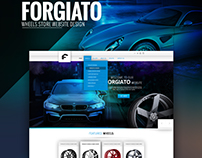 Forgiato store design