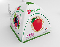 """Profructta"" - illustrations (marketing products)"