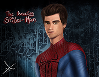 Spider-Man illustrater Wacom