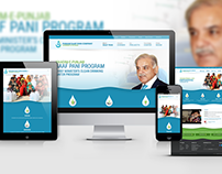 Web Design & Development - Saaf Pani