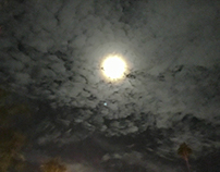 Palm Springs Moon