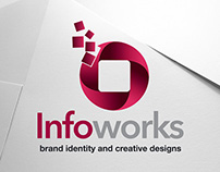 Brand Identity + UI: Infoworks (2015-2016)