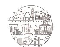 Cidades do Brasil/Brazil Cities