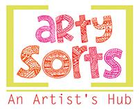 Arty Sorts Branding