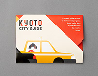 Curated Kyoto Map