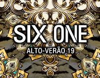 ESTAMPA SIX ONE - ALTO-VERÃO 19