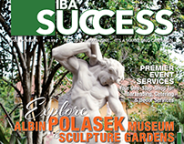 IBA Success Magazine - Featured Advertisement
