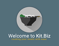 Kit.Biz Android App Design