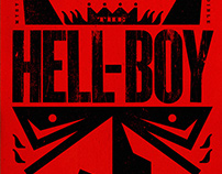The HELL-BOY