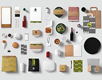 Echo Restaurant Branding