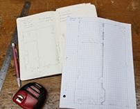Sketchbook files+designs.