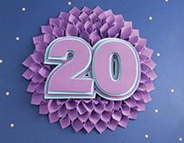 BCFE 20th Annual Design Show Poster