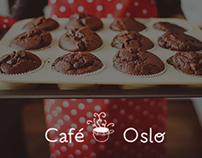 UX/UI Cafe Oslo