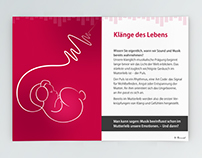Audiobranding Broschüre | Illustration & Layout