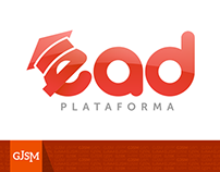 Logo EAD Plataforma Educacional.