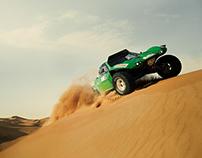 Desert Rally, U.A.E.