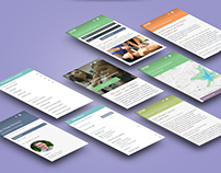 Sharp Healthcare Responsive Web Design