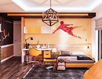 Y9 Bedroom