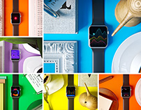 Apple watch in Studio