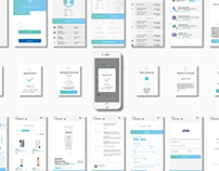User Experience | Hangajeong medical App & mailer