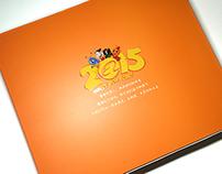 Alibaba 2015 gift box