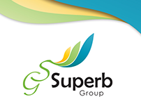 Superb Group Corporate Identity