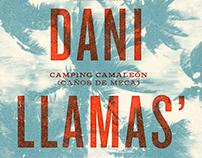 Dani Llamas — Summer Tour