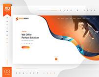 Spiralworks Technologies Web Design UI/UX Design