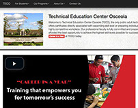 Tech School Website