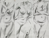 Live Figure Drawing