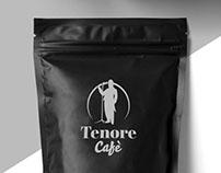 Brand identity for Tenore Cafè