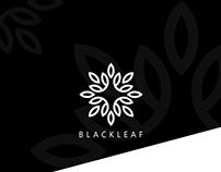 LOGO BLACKLEAF ♥
