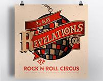 Revelations | Branding