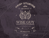Wise Guy London Label
