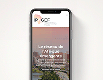 IPAGEF : Site Web