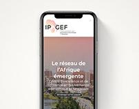 IPAGEF : Site Web